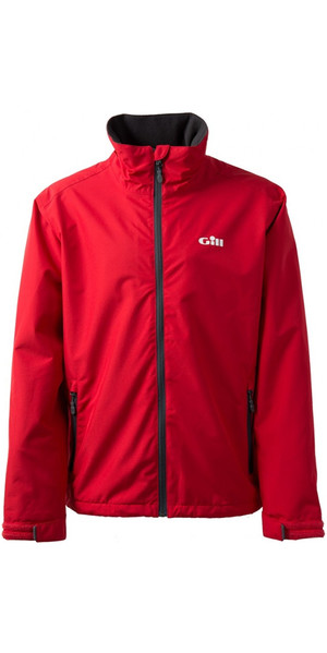 2019 Gill Crew Sport Veste RED IN82J