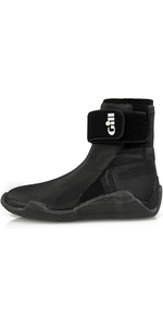 2021 Gill Junior Edge 4mm Neoprene Boots 961J - Black