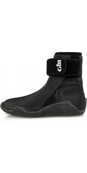 2018 Gill Junior Edge Botas de neopreno de 4 mm NEGRO 961J