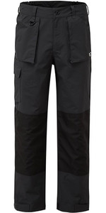 2021 Gill Mens OS3 Coastal Sailing Trousers Graphite OS31P