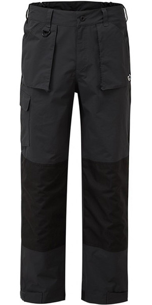 2018 Gill Mens OS3 Coastal Sailing Trousers Graphite OS31P