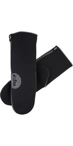 2020 Gill NeoSkin Sock BLACK 4525