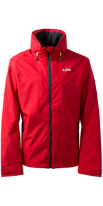 2020 Gill Mens Pilot Jacket Leuchtend Rot In81j