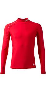 2018 Gill Pro Rash Vest RED 4430