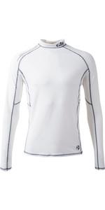 2019 Gill Pro Rash Vest WHITE 4430