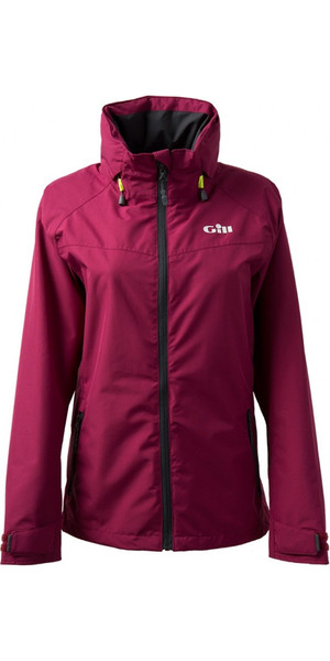 2018 Gill Damen Pilotenjacke BERRY IN81JW