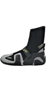 2020 Gul Power 5mm Split Toe Wetsuit Boot Black / grey BO1309-B4