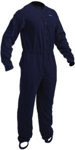 2020 Gul Radiation Drysuit Undersuit Fleece Technical Onesie CHARCOAL GM0283-B3