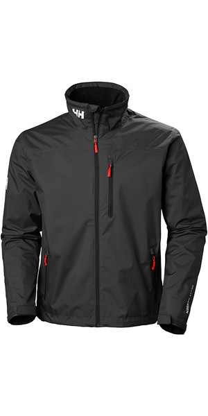 2019 Helly Hansen Crew Midlayer Jacket nero 30253