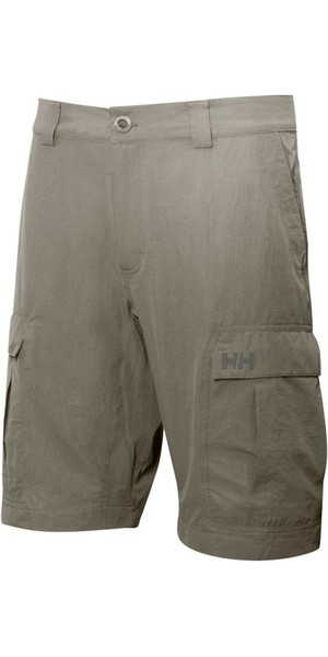 2019 Helly Hansen QD Cargo Shorts Laurel Oak 54154