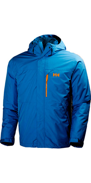 2018 Helly Hansen Squamish CIS Giacca 3-in-1 Olympic Blue 62368