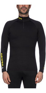 2019 Musto Championship Hydrothermal 1/2 Zip Top Black SUTS007