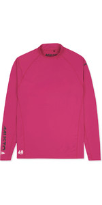 2019 Musto Insignia UV Fast Dry Long Sleeve T-Shirt Magenta SUTS010