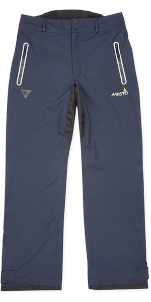 2019 Musto BR1 RIB Hi-Backbroek heren True Navy SUTR022