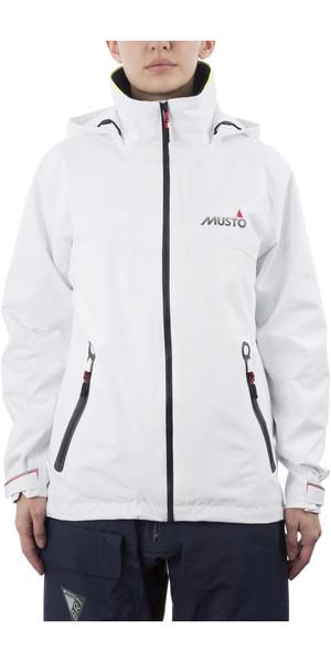 2019 Musto BR1 Inshore jack voor dames wit SWJK016