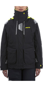 2020 Musto Womens BR2 Offshore Jacket Black SWJK014