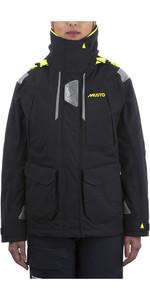 2020 Musto Br2 Offshore-jas Voor Dames Zwart SWJK014