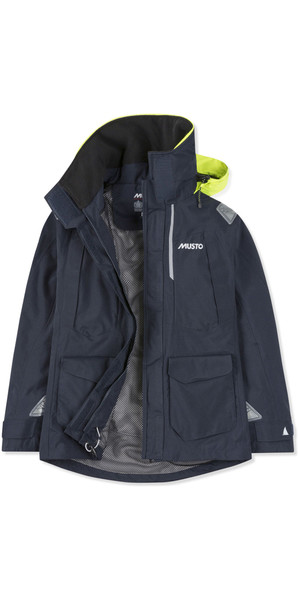 2019 Musto Dame BR2 Offshore Jacket True Navy SWJK014