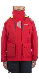 2020 Musto Donna Offshore Br2 True Red Swjk014
