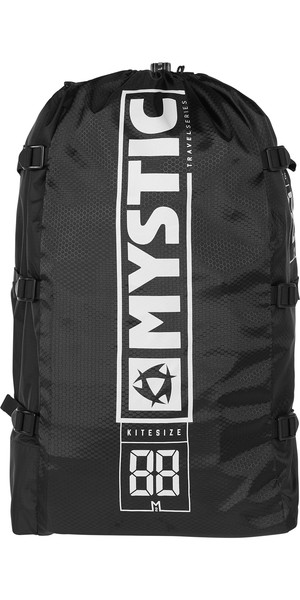 2019 Mystic Kite Compression Bag Black 140630