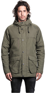 Mystic Rush Jacket FROZEN GREEN 35101