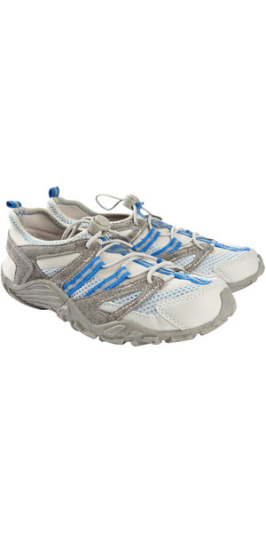 2018 Typhoon Sprint II Aqua Shoes in Grey / Blue 470504