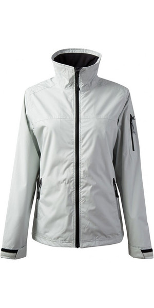 2018 Gill Ladies Crew Jacket en plata 1041W