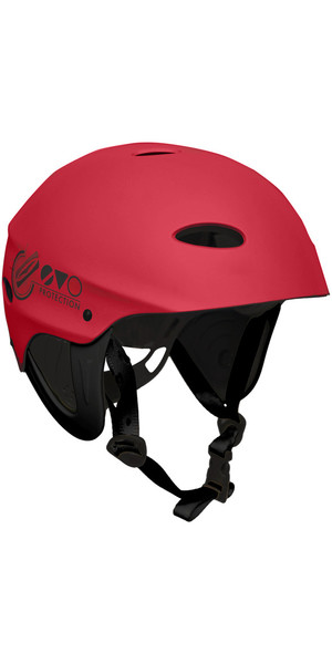 2018 Casque de sports nautiques Gul Evo RED AC0104-B3