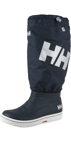2019 Helly Hansen Aegir 2 Ocean Boot Gaitor Navy / Off White 11176