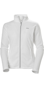Helly Hansen Ladies Daybreaker Giacca in pile bianca 51599