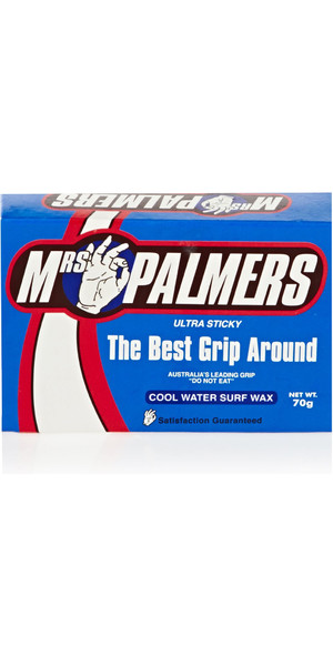 2018 Mrs Palmers Cool Water Surf Wax