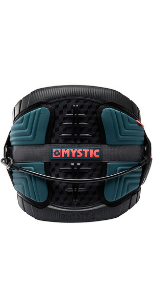 2019 Mystic Legend Kite Waist Harness Teal / Red 180042