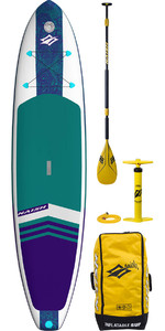 Naish Alana Lt 11'6 Inflável Stand Up Paddle Board Paddle Inc, Saco & Bomba 51685090