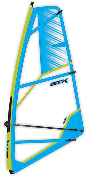 2018 STX PowerKid Windsurf Rig 2.4M 70810