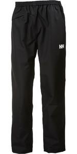 2020 Helly Hansen Dubliner Sailing Trousers Black 62652