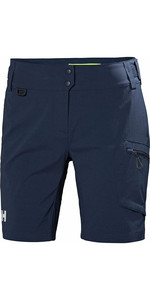 2019 Helly Hansen Womens HP Dynamic Shorts Navy 34109