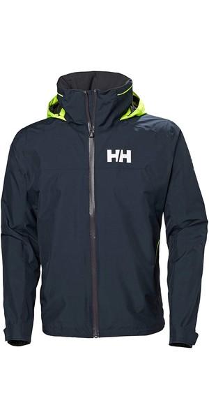 2019 Helly Hansen HP Fjordjacke Navy 34009