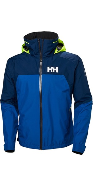 2019 Helly Hansen HP Fjordjacke Olympian Blue 34009