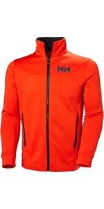 2019 Helly Hansen HP Fleecejack Kerstomaat 34043