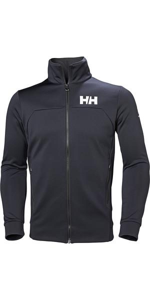Veste en polaire HP 2019 Helly Hansen , bleu marine 34043