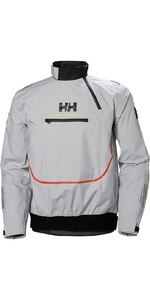 2019 Helly Hansen HP Foil Smock Top Grey Fog 33877