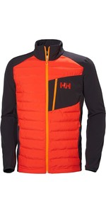 2019 Helly Hansen HP isolatorjack Cherry Tomato 33928