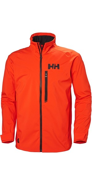 2019 Helly Hansen HP Racing Jacket Cherry Tomat 34040