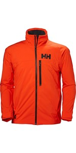 2019 Helly Hansen HP Racing Giacca Midlayer Cherry Tomato 34041
