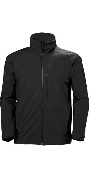 2019 Helly Hansen HP Racing Midlayer Jakke Ebony 34041