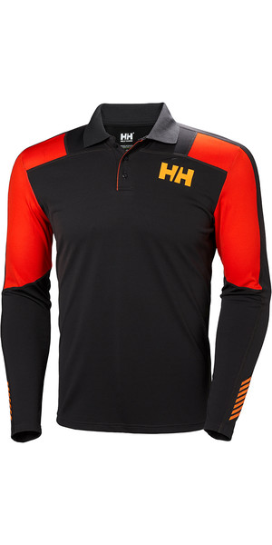 2019 Helly Hansen Lifa Active Light LS Polo ebben 49332