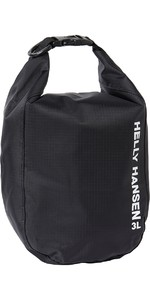 2020 Helly Hansen Light Dry Bag 3l Negro 67372