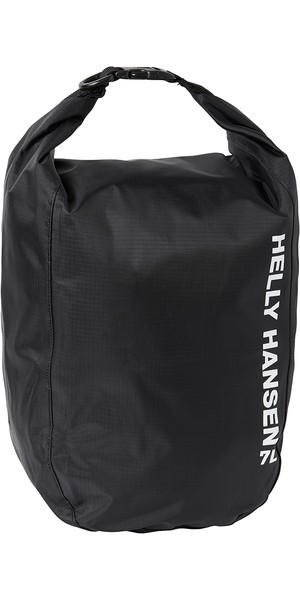 2019 Helly Hansen Light Dry Bag 12L Black 67374