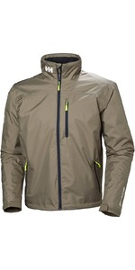 2019 Helly Hansen Mens Crew Midlayer Jacket Fallen Rock 30253