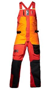 2019 Broek van Helly Hansen Skagen Offshore Bib Blaze Orange 33908
